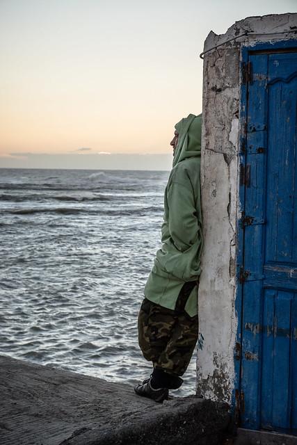 Maroc (Morocco) , Essaouira - Fishing Port (7)