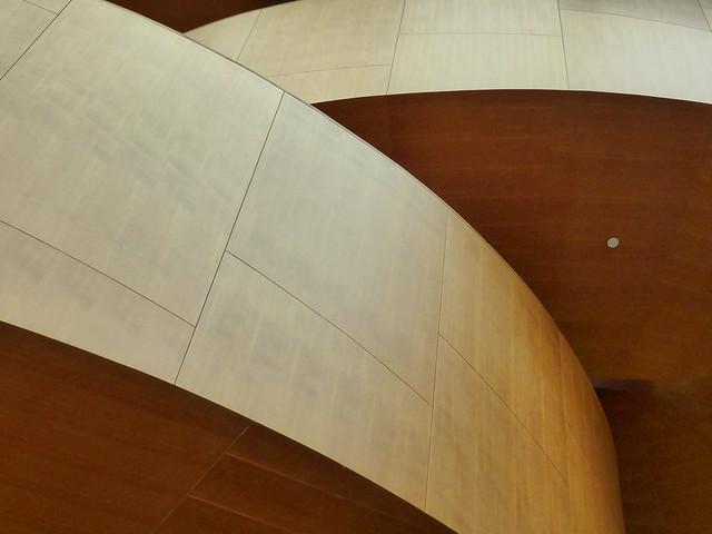 Art Gallery of Ontario Circular Stairway
