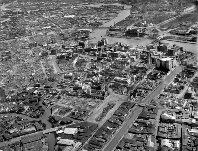 Binondo, Manila, Philippines, Feb. 1945