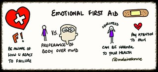 Emotional First Aid | by melainedcruze