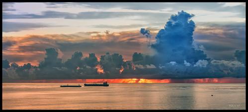 clouds nikon florida atlanticocean ftlauderdale d800