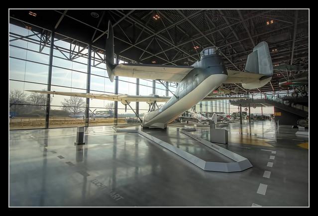 Soest NL - National Military Museum - Dornier Do 24 05