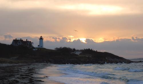 winter lighthouse geotagged ma capecod massachusetts january newengland cape woodshole cod nobska nobskapoint nobskalight nobskalighthouse capecodlife geo:lat=41517716 geo:lon=7066005 dbcapecod