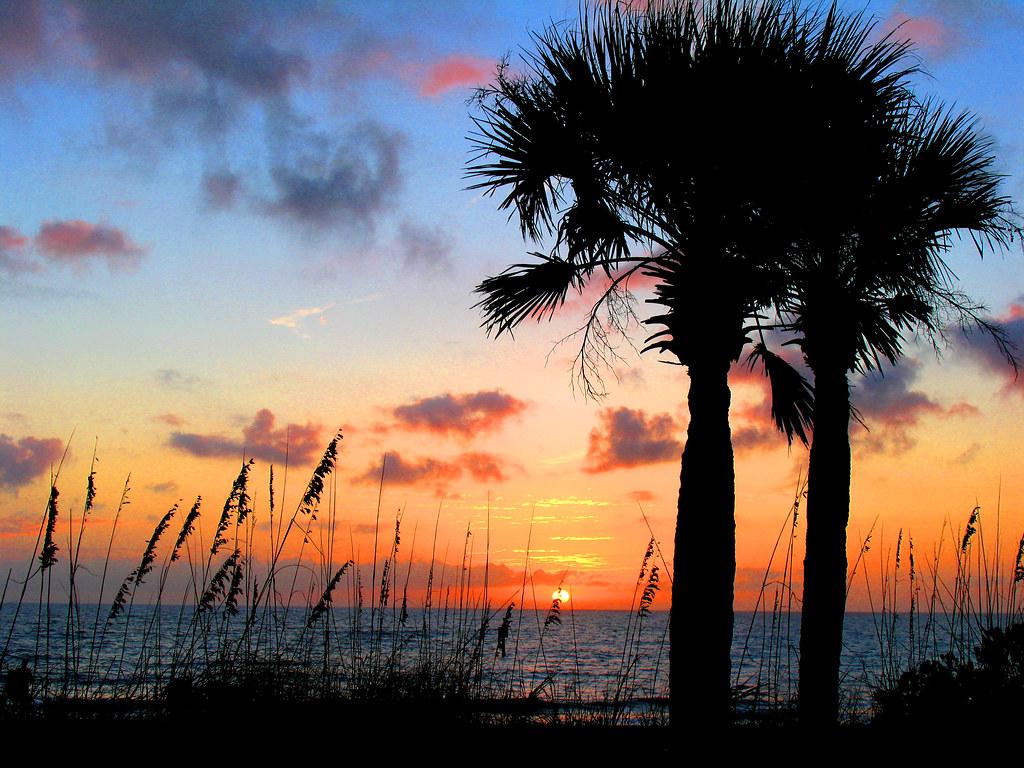 Englewood Beach Sunset | Englewood Florida 2007 | Flickr