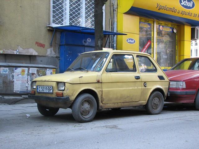 Yugo 126 (Fiat 126)