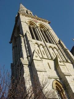 St Matthias Church, Richmond