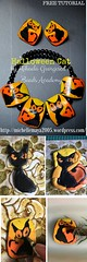 Halloween Cat Free Polymer clay tutorial by Beads Academy / Mihaela Georgescu