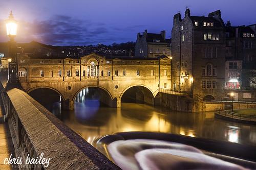 Pulteney Weir, Bath UK | by Chris Bailey Photographer