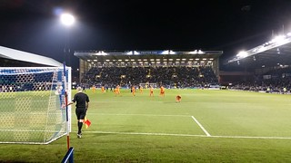 Portsmouth v Ipswich Town, Fratton Park, Emirates FA Cup 3rd Round Reply, Tuesday 19th January 2016   by CDay86