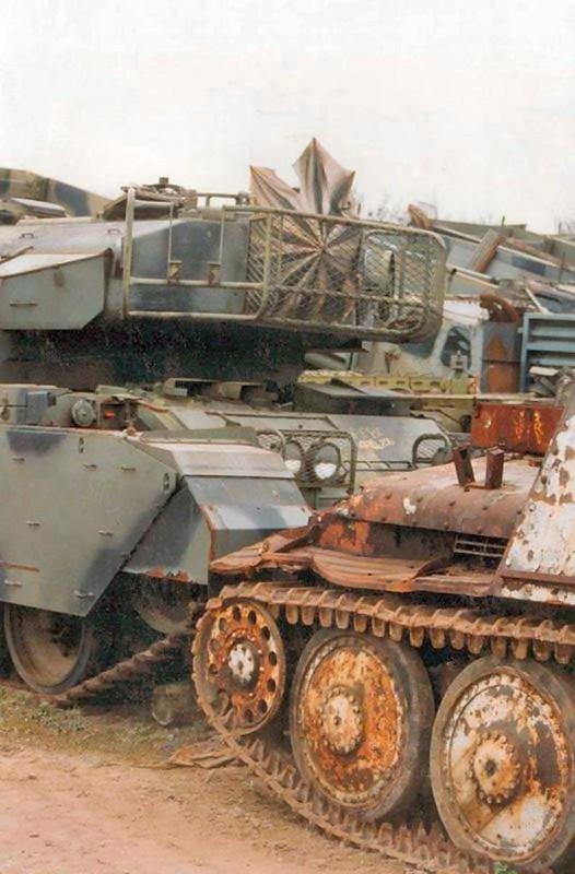 Stormartillerivagn M-43 1