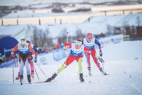 Heidi Weng mot mål   by danielskog1