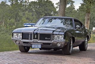 Oldsmobile Cutlass Hardtop 1972 (2943)