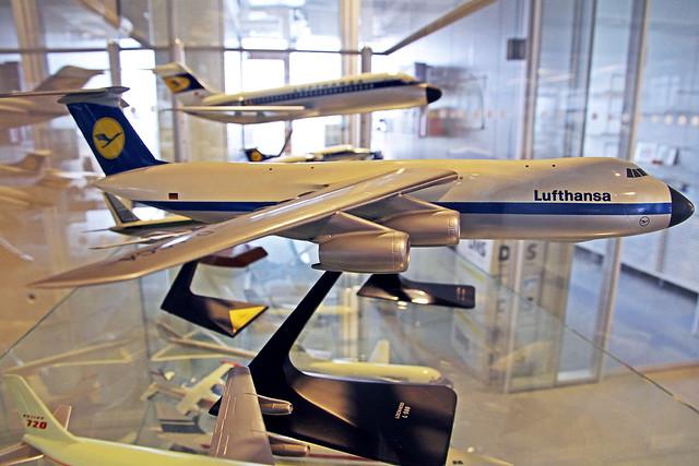 Lufthansa Lockheed L-500 FRA-LAC 03-03-16