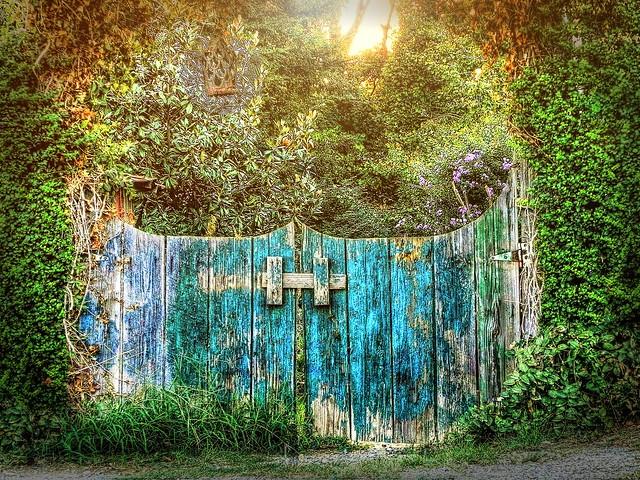 Secret Garden Way