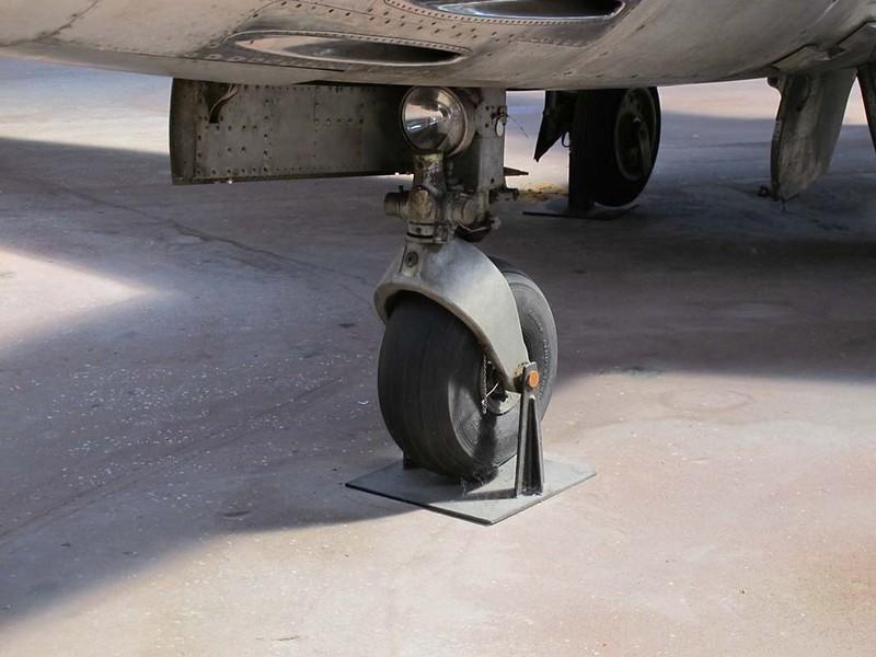 Dassault M.D.450 Ouragan 6