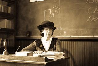 Sweet Nostalgic Teacher