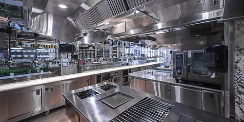 Korszerű konyhai technológia