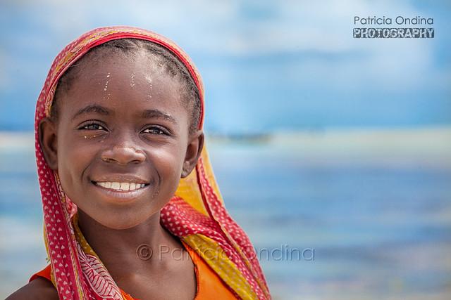 Zanzibar smile, sourire de Zanzibar