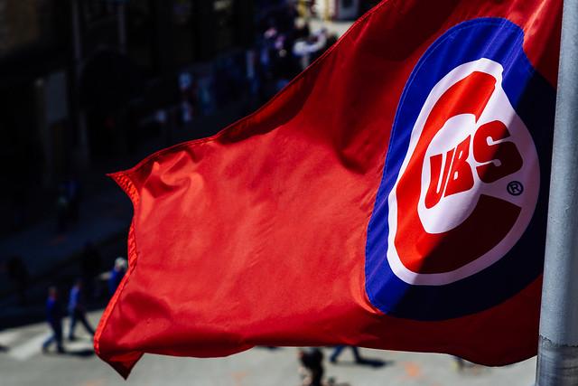 Cubs Flag