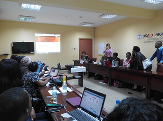 CIPE and Panoply Digital Workshop in Lagos, Nigeria: February 2016