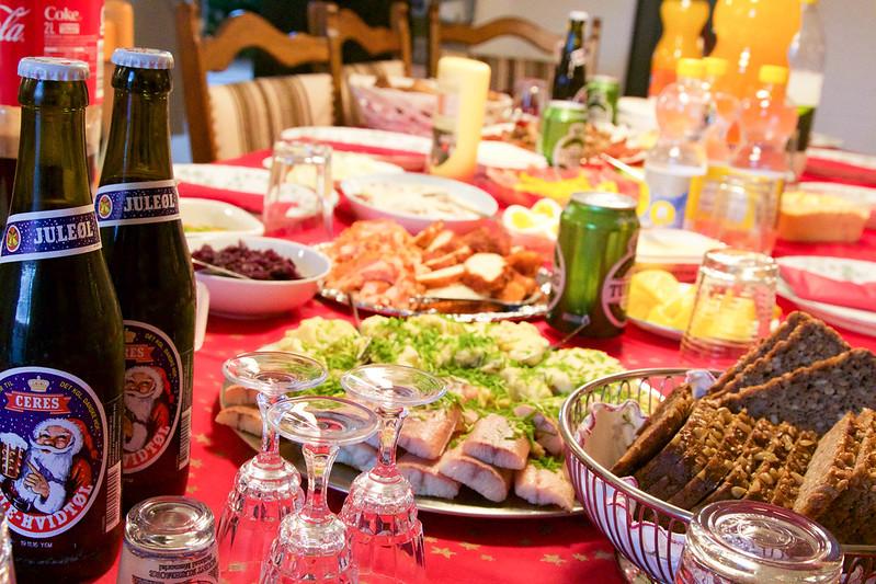 Christmas in North Jutland, Denmark