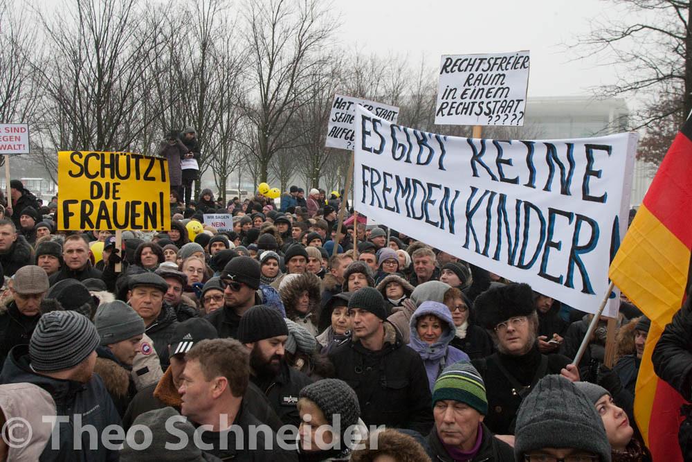 Russlanddeutsche Gegen Flüchtlinge