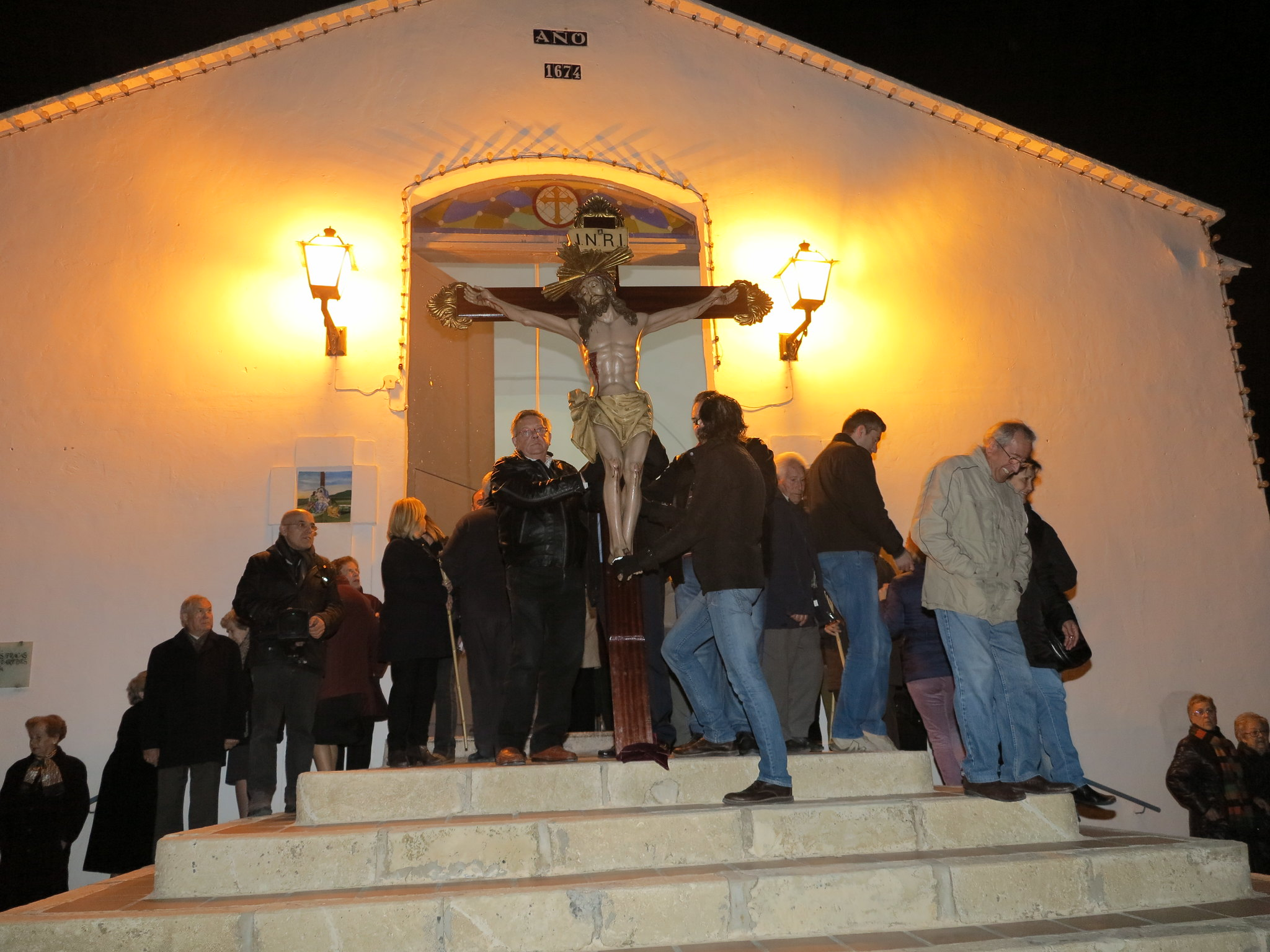(2013-03-22) - IV Vía Crucis nocturno - Antonio Verdú Navarro  (01)