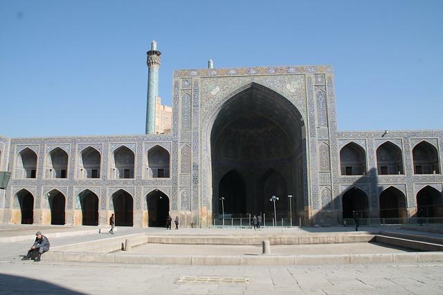 Isfahan - Masjed-e Shah