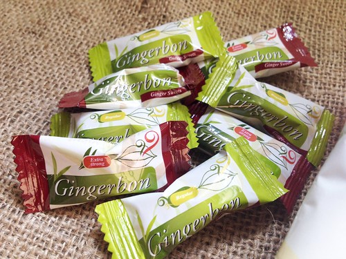 Gingerbon   by Mamanee's Nest