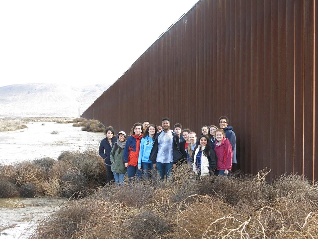 Living on the Frontera: U.S./Mexico Border