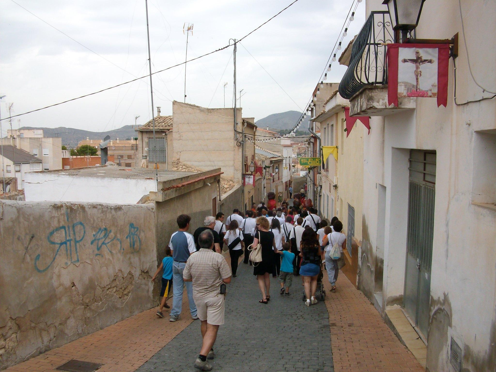 (2011-07-03) - Pasacalle Gent de Nanos -  José Vicente Romero Ripoll (35)
