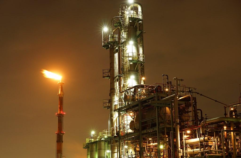 工場夜景7
