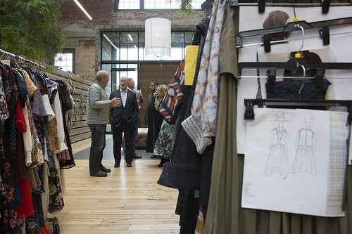 Urban Outfitters Headquarters - Jobs That Pay Tour | by governortomwolf