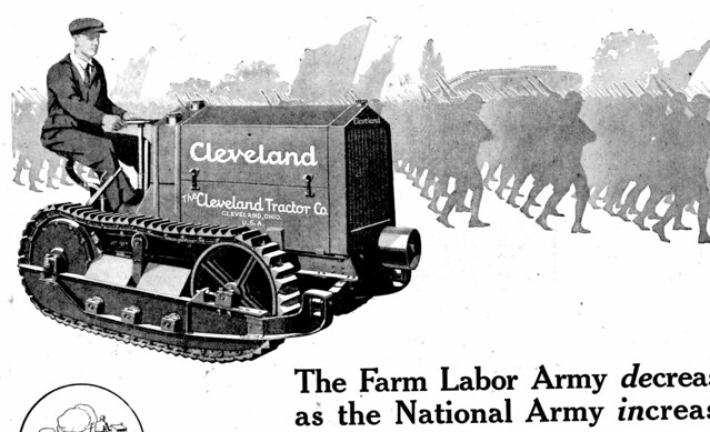 Cleveland Tractor
