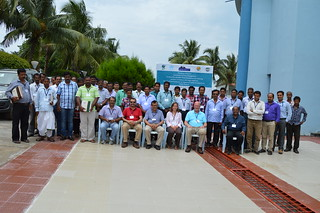 GEF-Global Nutrient Cycling Project. Chilika Lake, India stakeholder training, July 2015