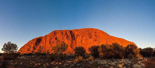 Uluru Sunrise | by pixel.fabian