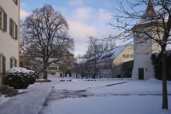 Schloß Blutenburg im Winter I