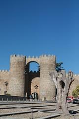 Puerta fortificada