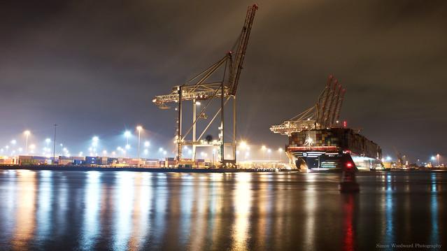 Dockland nights