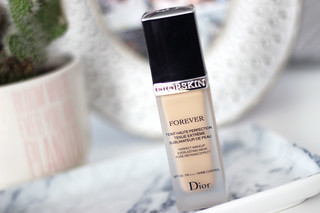 Diorskin Forever Foundation | by Isabellellebasi