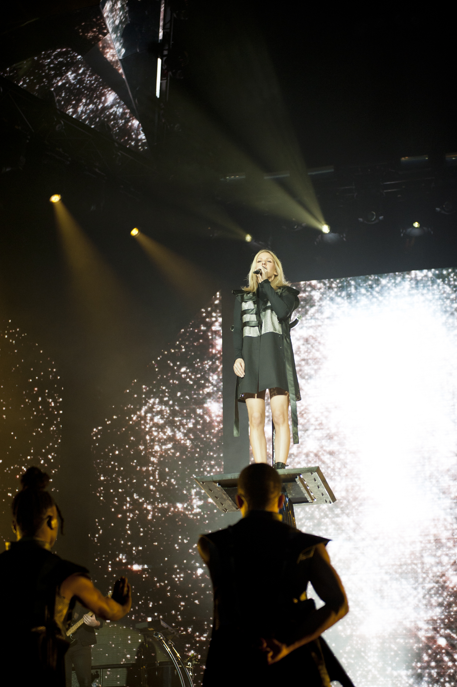 Ellie Goulding @ Sportpaleis Antwerpen 2016 (Daria Colaes)