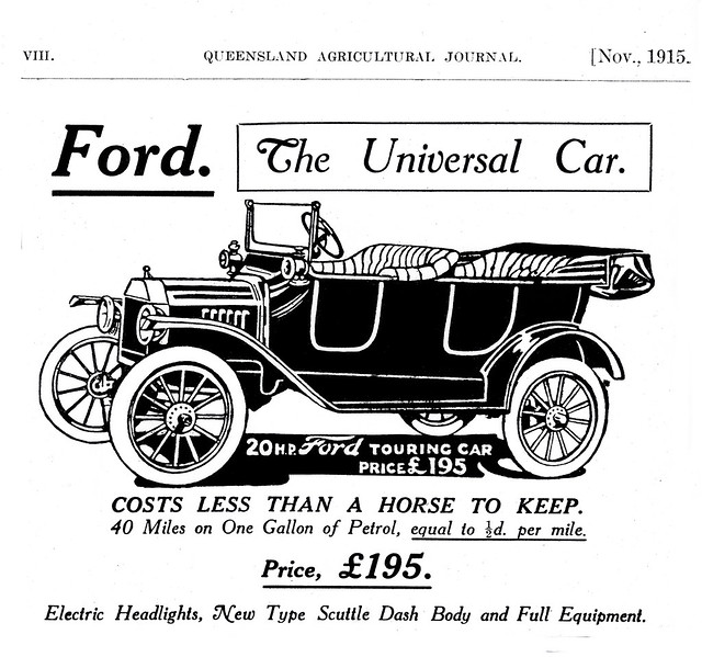 1915 Ford --