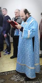 Литургия в Прынском скиту 190