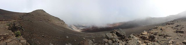 Haleakala panorama