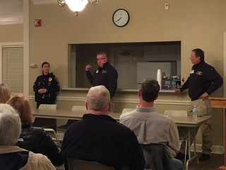 March 2016 Speedway Neighborhood Watch Meeting - Code Enforcement | by speedwaycommunitypolicing