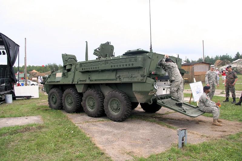 Stryker ICV 5