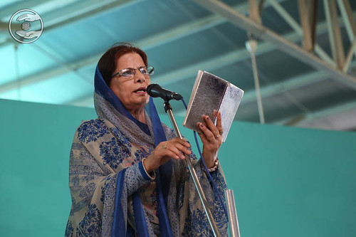Devotional song by Rani Khanna from Sant Nirankari Colony