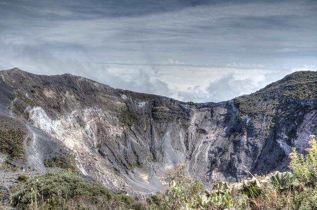 Volcan Irazu, Costa Rica