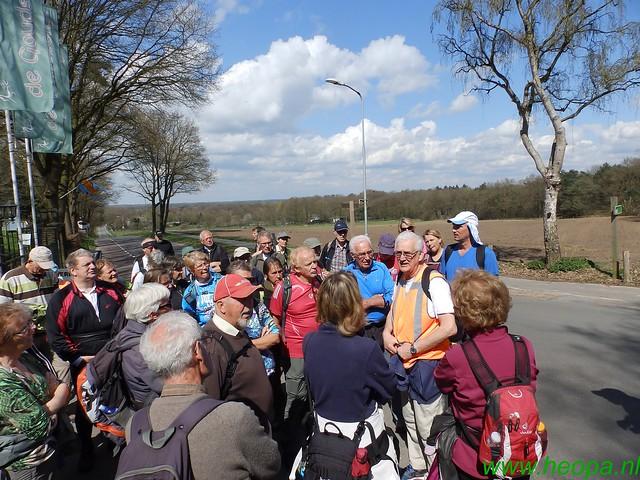 2016-04-12         2 daagse Lunteren      1e dag  25 Km  (96)