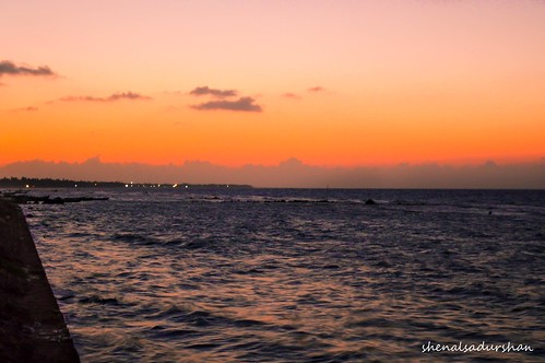 Dawn- Point pedro